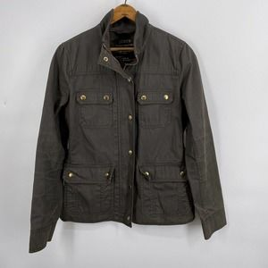 J. CREW Downtown Boyfriend Fit Field Jacket XS